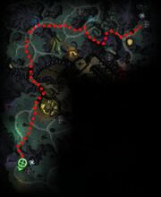 All alone quest map alt