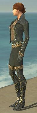 Mesmer Krytan Armor F gray side