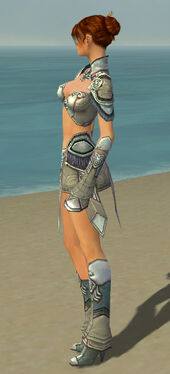 Elementalist Asuran Armor F gray side