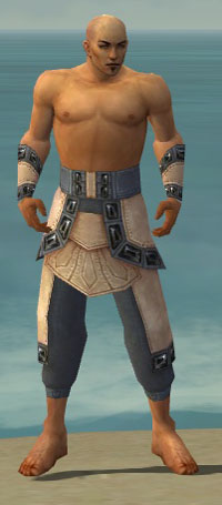 File:Monk Obsidian Armor M gray arms legs front.jpg