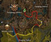 Ranger's Construct map