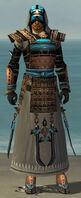 Dervish Monument Armor M gray front
