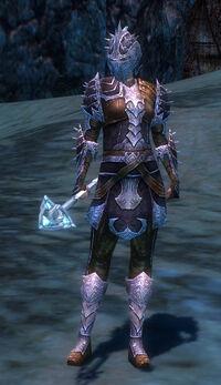 Vanguard Monk