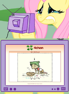 Fluttercry 4chan by lordaapjes-d3fbe8q