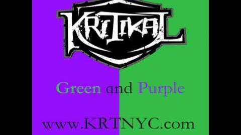 Kritikal - Green and Purple