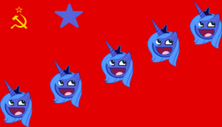 Lunachan flag