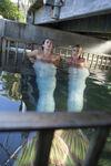 Ondina and Mimmi as Mermaids
