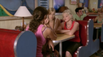 Girls at the Juice Bar