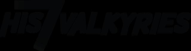 File:His 7 valkyries main logo.png