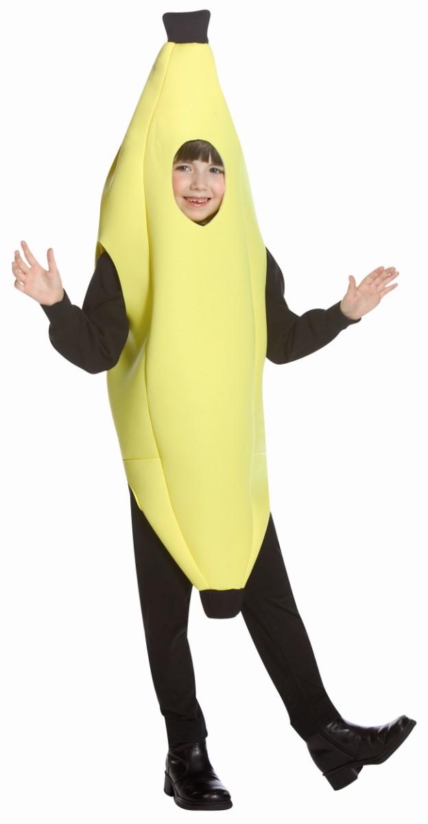 bannana banana costume - Banana Costume Halloween
