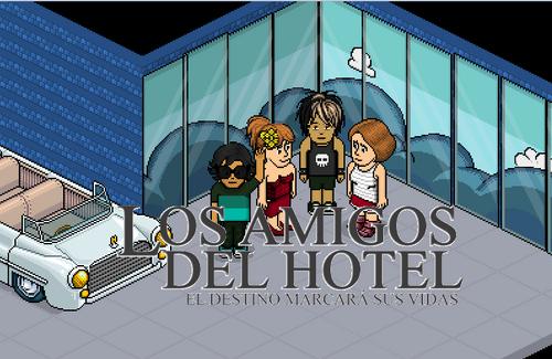 LosAmigosdelHotel Pronto