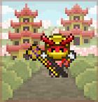 Branderwall Takeda Shingen
