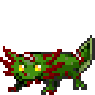 Mount Axolotl-Zombie