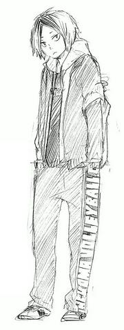 File:Kenma Kozume Sketch.png
