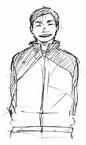 Nobuteru Irihata Sketch
