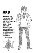 Tōru Oikawa CharaProfile