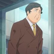 Karasuno vice principal S1E2