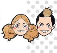 Volume 22 Yamamoto siblings