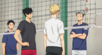 Episode 7- Bokuto, Akaashi, Kuroo and Tsukishima