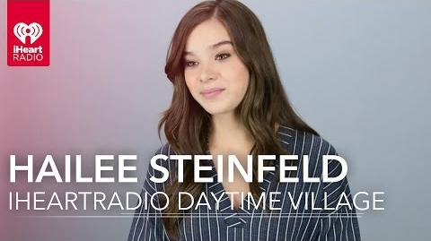 Hailee Steinfeld On Singing Live At The iHeartRadio Music Festival