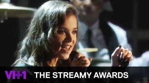 "Hailee Steinfeld Performs ""Love Myself"" Live The Streamy Awards VH1"