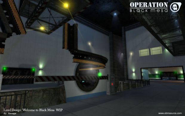 Image welcome ot the black half life wiki for Operation black mesa download