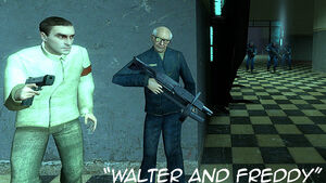 8. Walter and Freddy