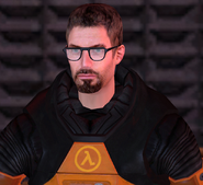 Gordon Freeman Black Mesa Incident