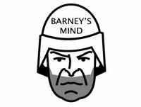 Barney's Mind logo updated