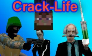 Crack-Life title screen jpeg verson