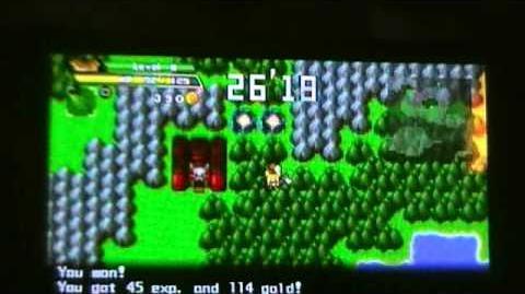 Half Minute Hero quest 4 in under 30 secs !!!!!!!!!!