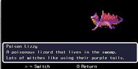 Poison Lizzy