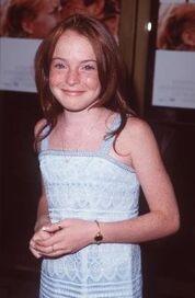 Lindsay Lohan at TPT movie premier