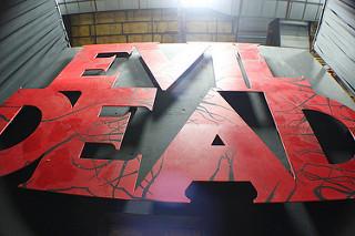 Evil Dead Orlando 2013 2