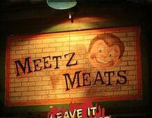 Meetz meats facade