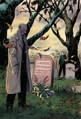 Halloween First Death of Laurie Strode 3 A