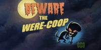 Beware The Were-Coop
