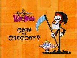 Grim or Gregory?