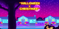 Halloween vs. Christmas