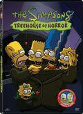 Simpsons Treehouse of Horror DVD