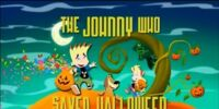 The Johnny Who Saved Halloween