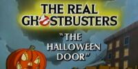 The Halloween Door
