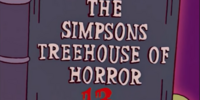Treehouse of Horror XIII