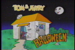 Tom & Jerry Halloween Special titlecard