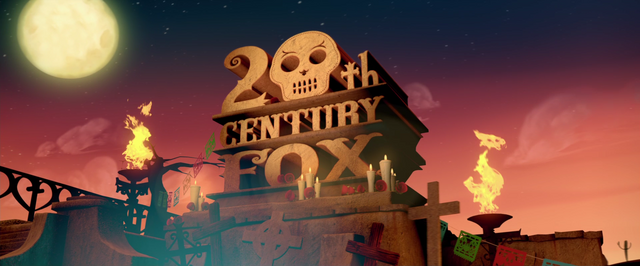 File:20th Century Fox Halloween logo.png