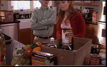 Halloweentown grocery food items pic