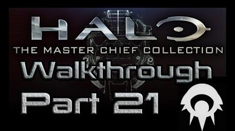 Halo- The Master Chief Collection Walkthrough - Part 21 - Quarantine Zone