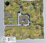 Beachhead map