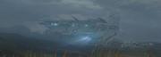 HaloReach - ColonyShip