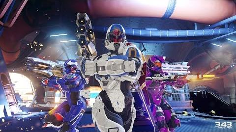 Warzone Firefight Gameplay Trailer - Halo 5 Guardians